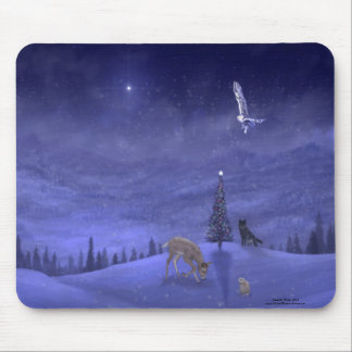 Night Watch Mouse Pad