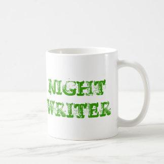 NIGHT WRITER TYPEWRITER MUG