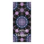 Nightblooming Cactus Bookmark Rack Card