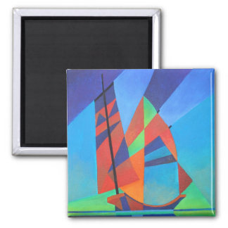 Nightboat Fridge Magnets
