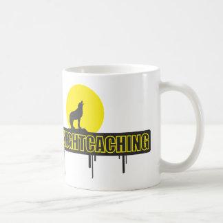Nightcaching Classic White Coffee Mug