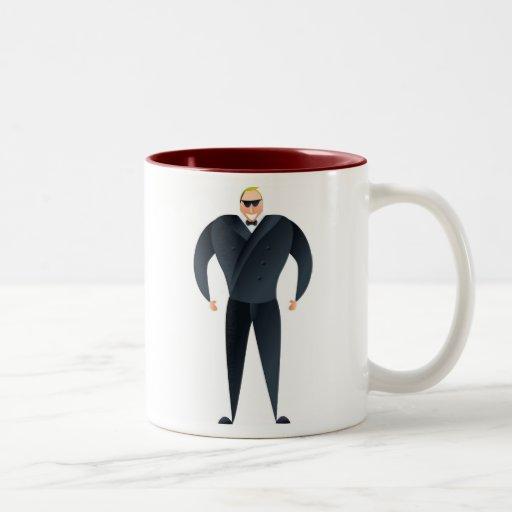 Nightclub Bouncer Mug