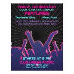 Nightclub Dance Rave Template Flyer