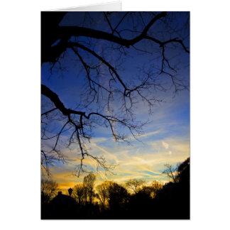 Nightfall Card