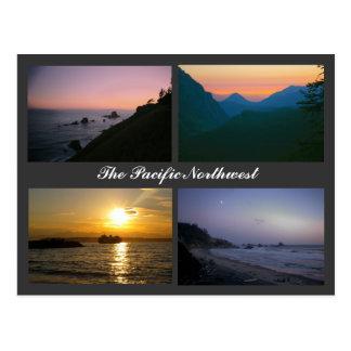Nightfall Postcard