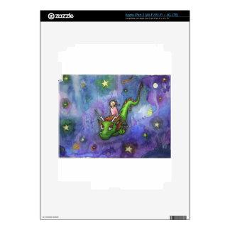 Nightflight Decal For iPad 3