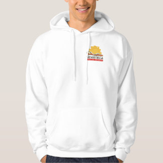 Nightgown - I love you Angola - Benguela Hoodie