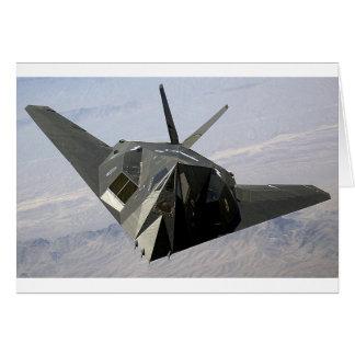 Nighthawk de F-117A Felicitaciones