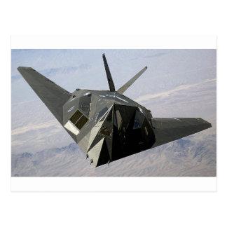 Nighthawk de F-117A Tarjetas Postales