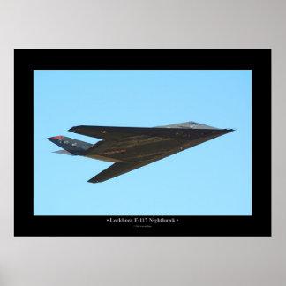 Nighthawk de Lockheed F-117 Impresiones
