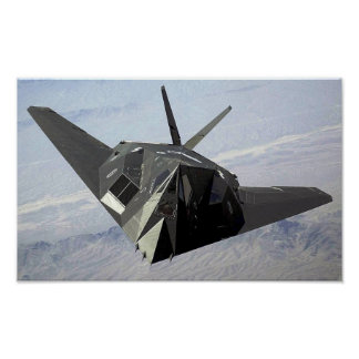 Nighthawk F-117 Posters