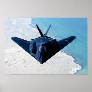 Nighthawk F-117 Poster