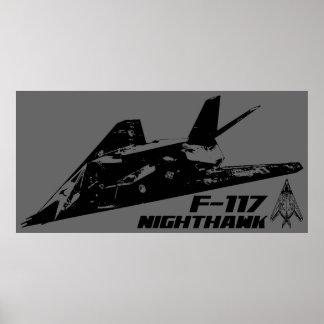 Nighthawk F-117 Impresiones