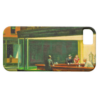 Nighthawks Edward Hopper iPhone SE/5/5s Case