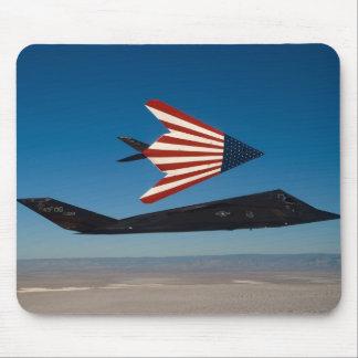 Nighthawks F-117 Alfombrilla De Ratón