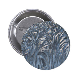 NighTime Frost Forest 2 Inch Round Button