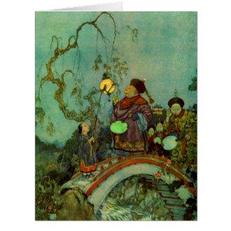 Nightingale 1911 card