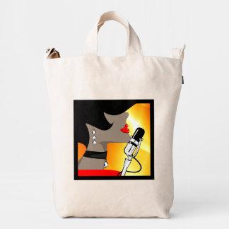 Nightingale BAGGU Duck Bag, Canvas Duck Bag