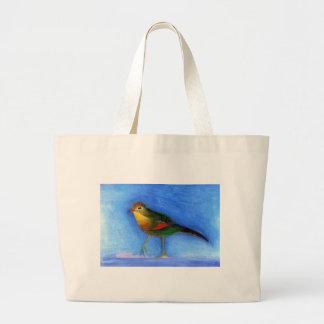 Nightingale Light 2012 Large Tote Bag