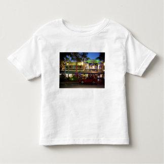 Nightlife on Ocean Drive, South Beach, Miami Toddler T-shirt