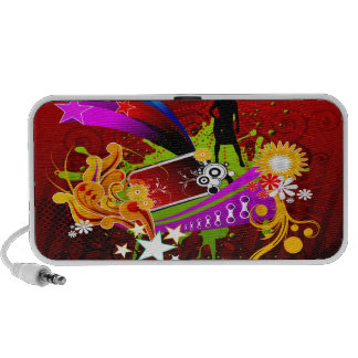 Nightlife Party Time Portable Speaker