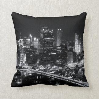Nightlife Pillow