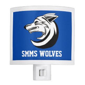 Nightlight de los lobos de SMMS