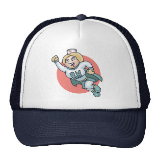 Nightly Nurse! Hats