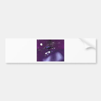 Nightly Pod Bumper Sticker