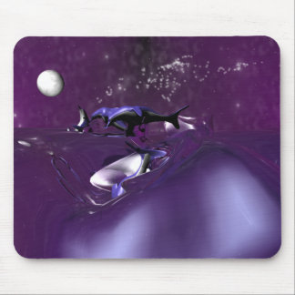 Nightly Pod Mouse Pad