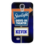 Nightly Stars Drive In Theater Samsung Galaxy S4 Covers