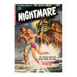 Nightmare #2 post card