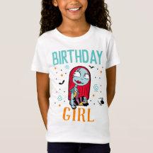 Nightmare Before Christmas - Birthday Girl T-Shirt