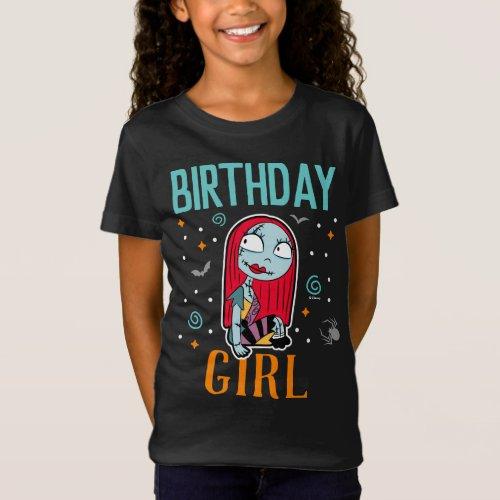 Nightmare Before Christmas _ Birthday Girl T_Shirt
