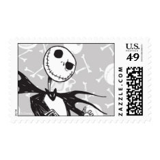 Nightmare Before Christmas Halloween Postage at Zazzle