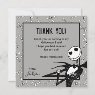 327 Halloween Thank You Cards Zazzle