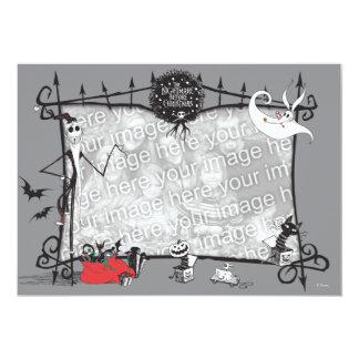 Nightmare Before Christmas Holiday Card