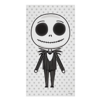 Nightmare Before Christmas | Jack Emoji 3 Poster
