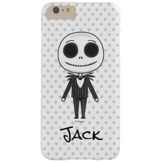 Nightmare Before Christmas | Jack Emoji Barely There iPhone 6 Plus Case