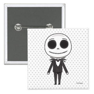 Nightmare Before Christmas | Jack Emoji Button