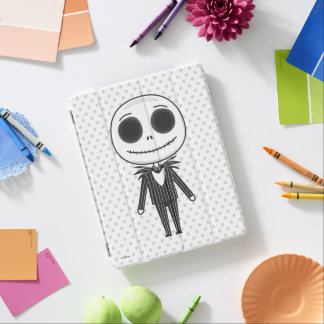 Nightmare Before Christmas | Jack Emoji iPad Smart Cover