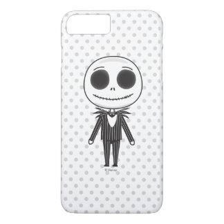 Nightmare Before Christmas | Jack Emoji iPhone 7 Plus Case