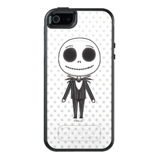 Nightmare Before Christmas | Jack Emoji OtterBox iPhone 5/5s/SE Case