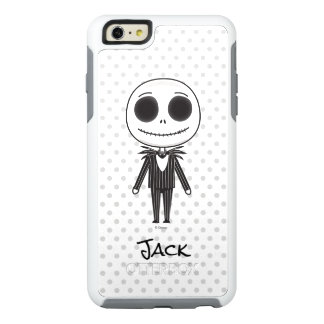 Nightmare Before Christmas | Jack Emoji OtterBox iPhone 6/6s Plus Case