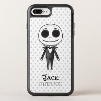 Nightmare Before Christmas | Jack Emoji OtterBox Symmetry iPhone 8 Plus/7 Plus Case