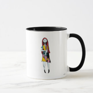 Nightmare Before Christmas | Nervous Sally Mug
