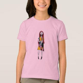 Nightmare Before Christmas | Nervous Sally T-Shirt