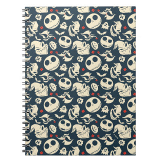 Nightmare Before Christmas   Oh What Joy - Pattern Notebook