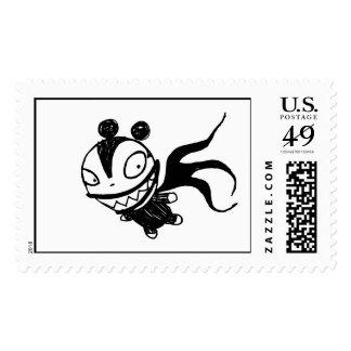 Nightmare Before Christmas Postage Stamp