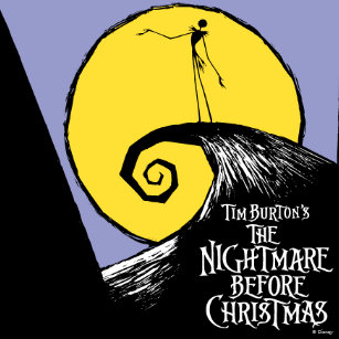 nightmare before christmas poster - The Nightmare Before Christmas Poster